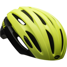 Bell Avenue LED Helm gelb/schwarz
